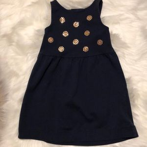 OshKosh B'gosh 3T Navy Dress